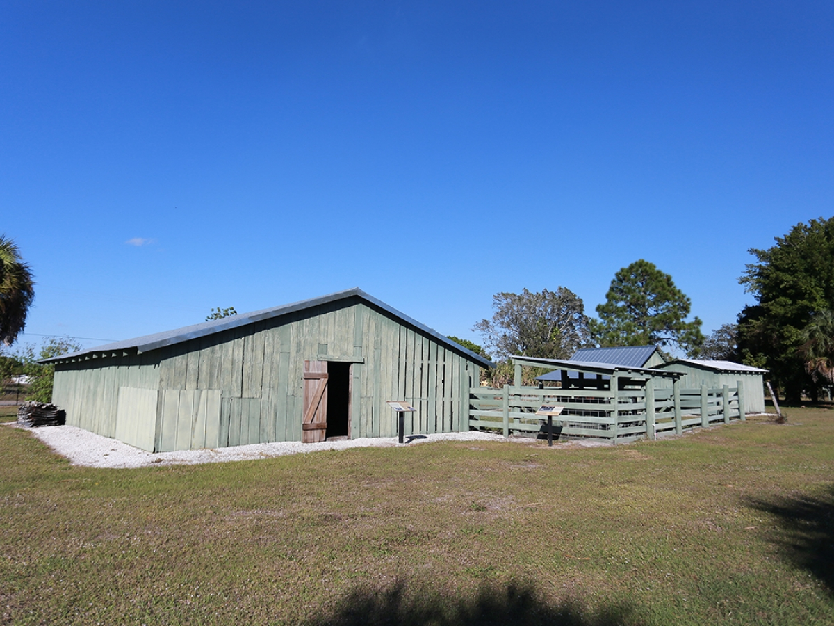Immokalee Pioneer Museum at Roberts Ranch