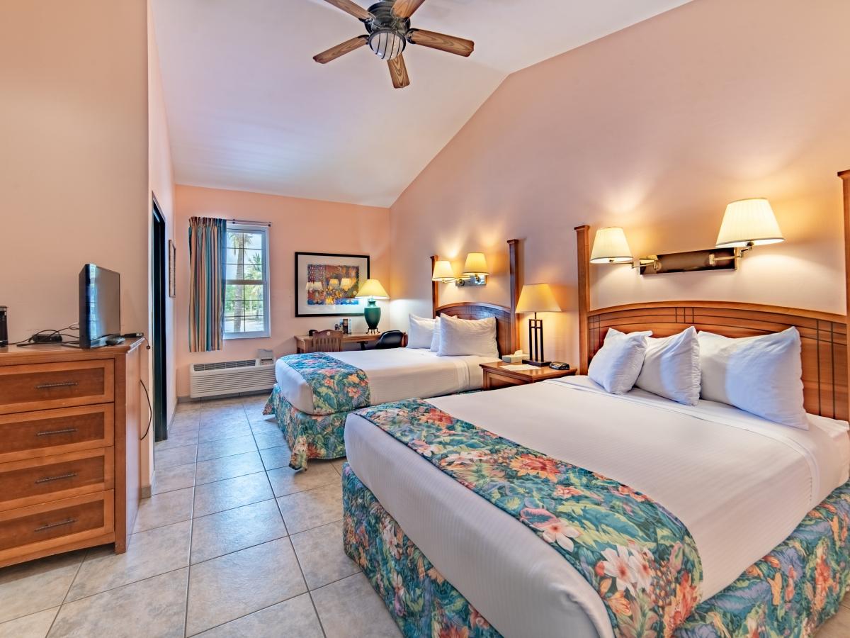 Ivey House Everglades Adventures Hotel Room