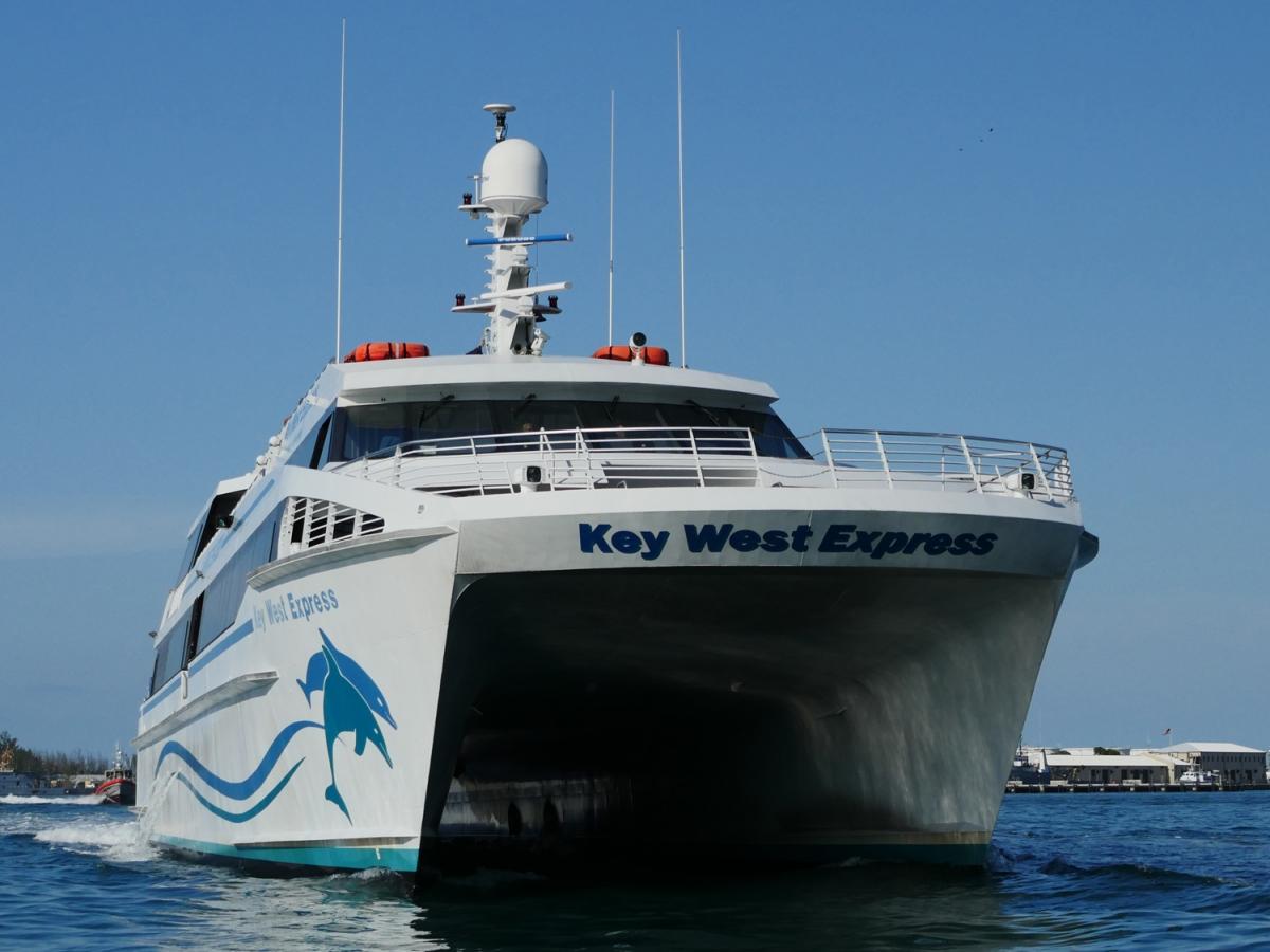 Key West Express Vessel