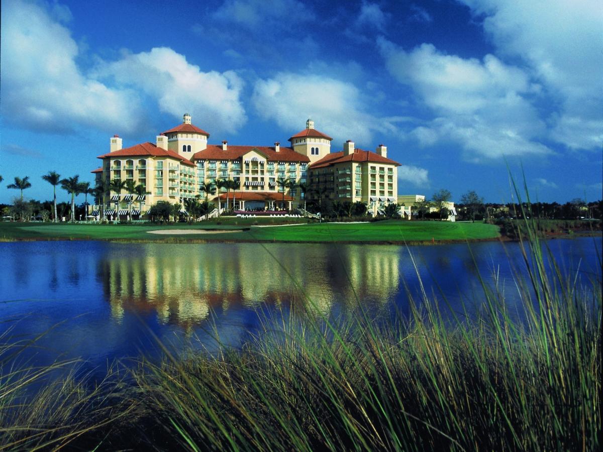 Tiburon Golf Course at The Ritz-Carlton Golf Resort, Naples